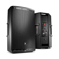 "JBL EON615(with Stand) 15"" Two-Way Powered Speaker"